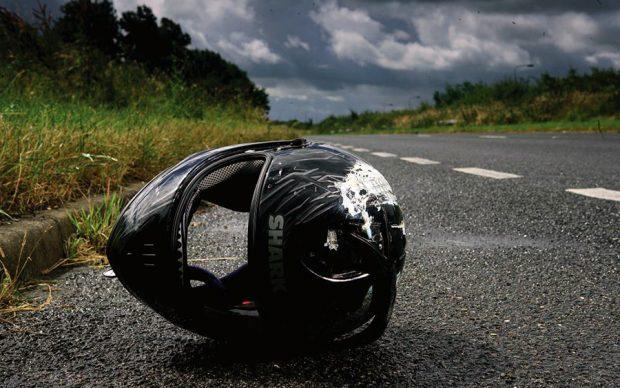 В Днепре мотоциклист «влетел» в легковушку: разыскиваются свидетели. Новости Днепра