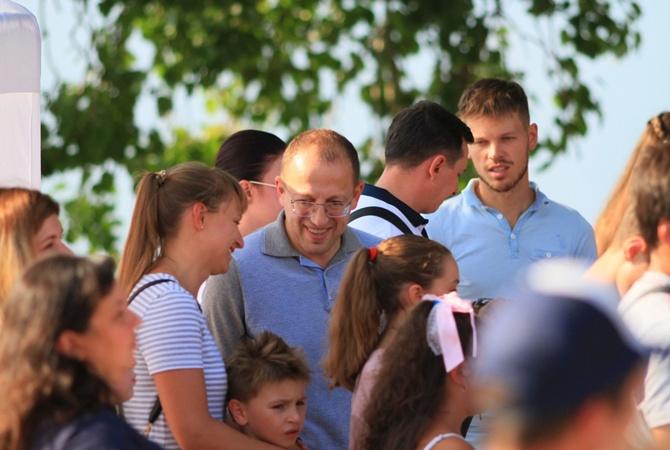Геннадий Гуфман набрал больше всех «не слуг» в Днепре. Новости Днепра