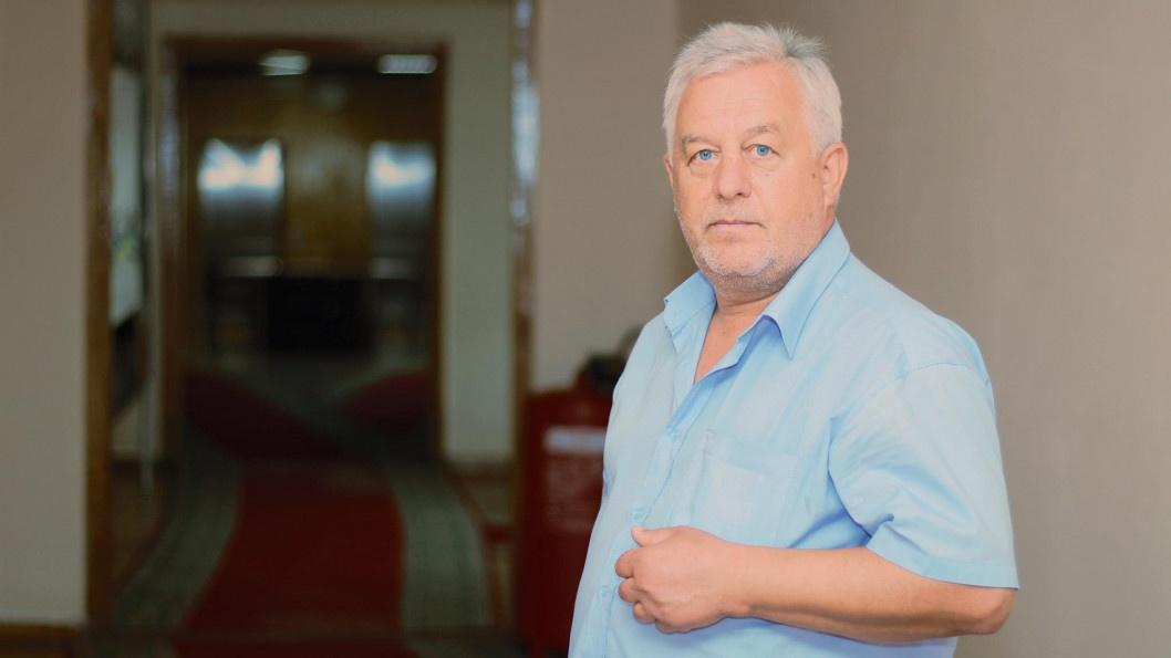 В Днепре нуждается в помощи известный фотограф Сергей Исаев. Новости Днепра