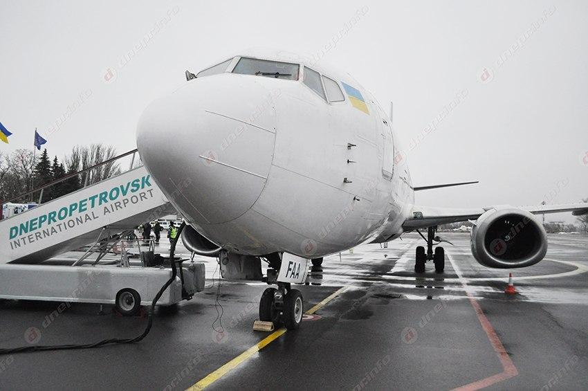 Омелян рассказал об аэропорте в Днепре. Новости Днепра