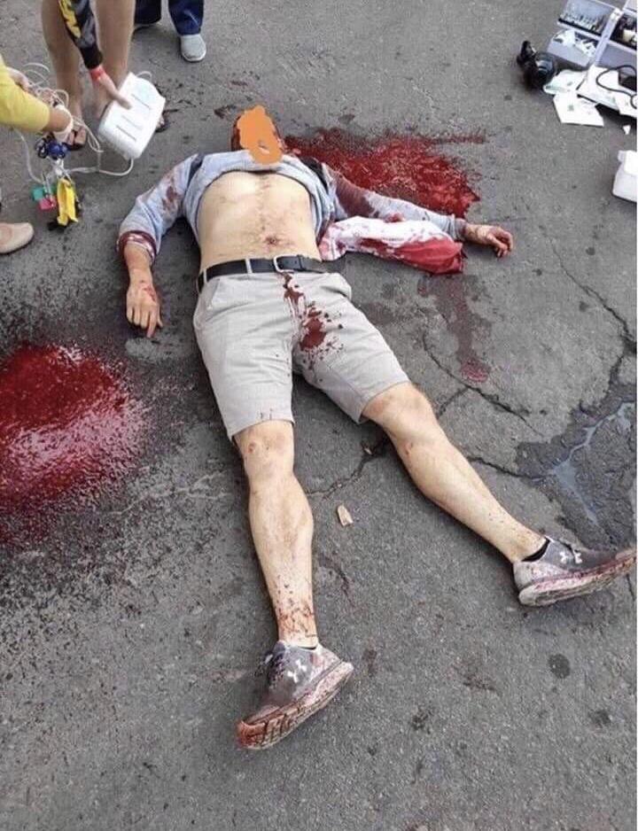 Новости Днепра про В день выборов молодого журналиста зарезали на глазах у прохожих – убийство попало на видео