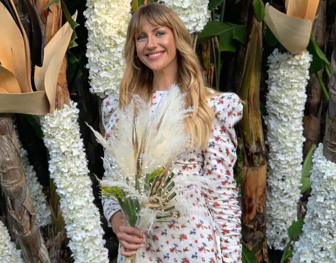 Леся Никитюк поймала букет невесты на свадьбе Регины Тодоренко. Новости Украины