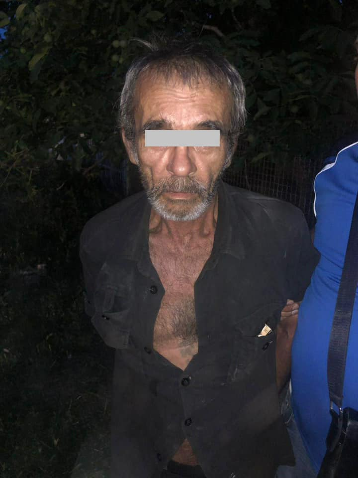 Дедушка насиловал внучку и фотографировал ее голой. Новости Днепра