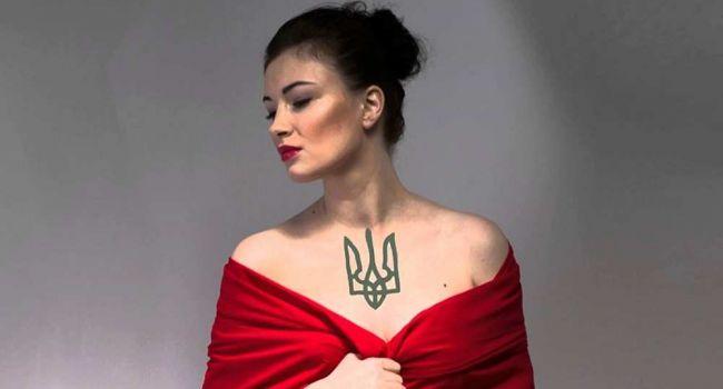 На Анастасию Приходько напали во время концерта