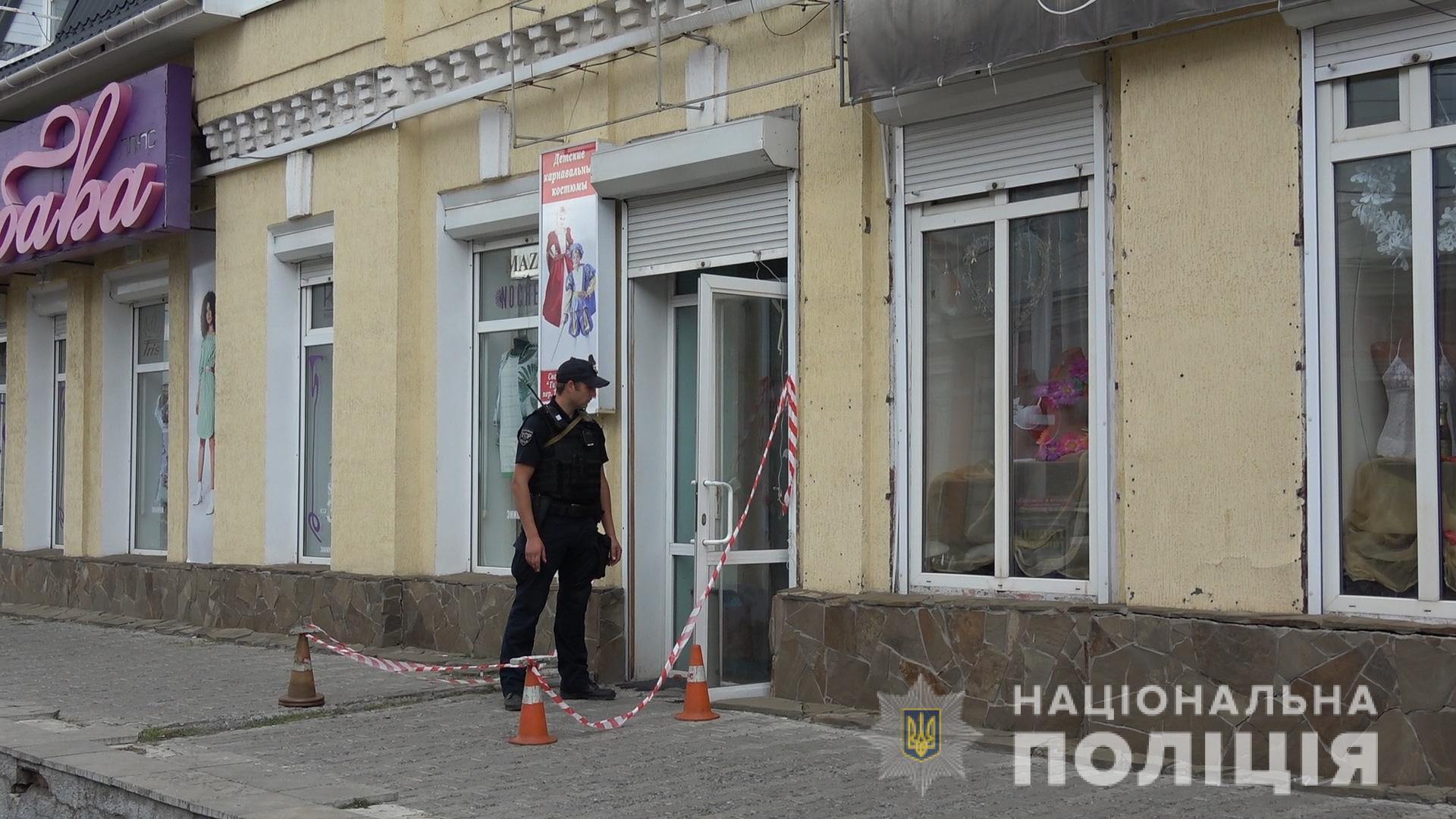 Полиция ищет стрелка, ранившего двоих. Новости Украины