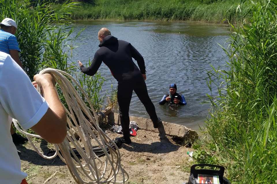 На Днепропетровщине утонул ребенок. Новости Днепра