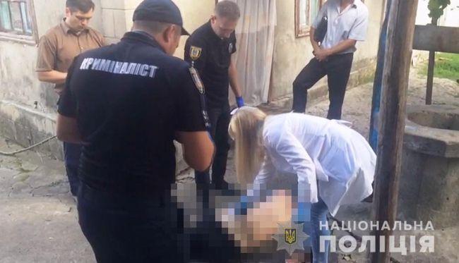 Надел на голову мешок и выбросил в колодец: мужчина жестоко расправился с женщиной . Новости Украины