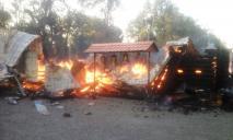 Сгорела церковь Московского патриархата