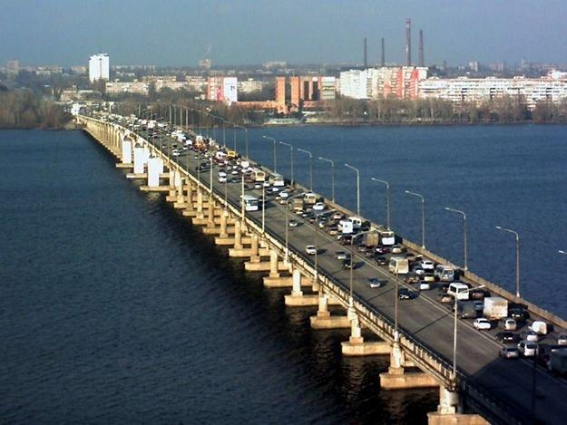Въезд на Новый мост планируют сузить на два года. Новости Днепра