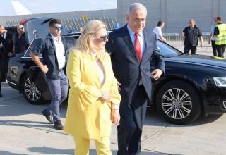 Новости Днепра про Премьер Израиля прокомментировал инцидент с его супругой