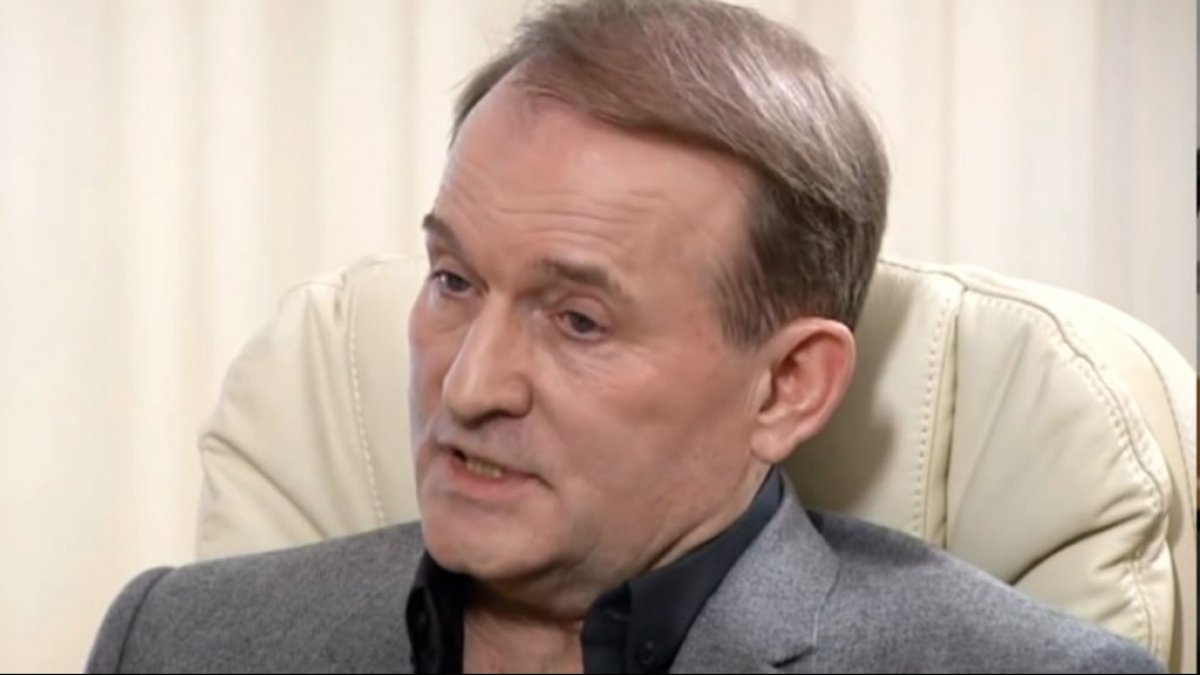 Новости Днепра про Медведчук: «Наша партия сегодня вносит в Верховную Раду проект постановления о мире в Украине»