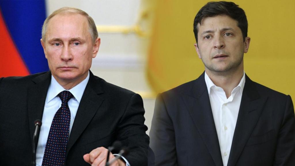 Зеленский снова поговорил с Путиным: подробности. Новости Украины