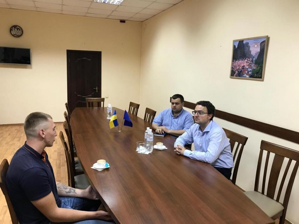 В Крыму освободили политзаключенного из Украины Стешенко: подробности. Новости Днепра