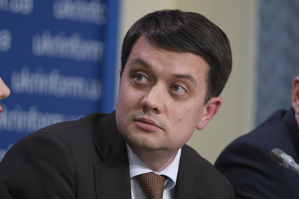 Разумков сделал громкое заявление по поводу первого заседания Верховной Рады. Новости Днепра