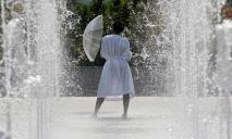В фонтане купалась «шальная императрица»