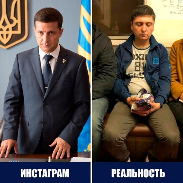 «Зеленский» в метро взорвал интернет: реакция украинцев. Новости Украины
