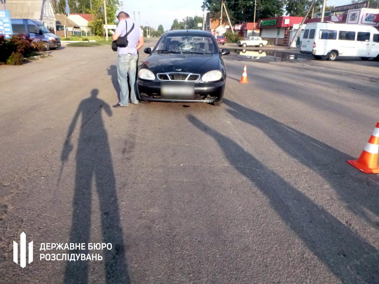 Новости Днепра про Пьяный полицейский сбил женщину в центре города