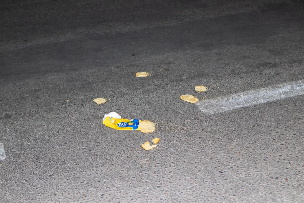 Автомобиль сбил ребенка и скрылся. Новости Днепра