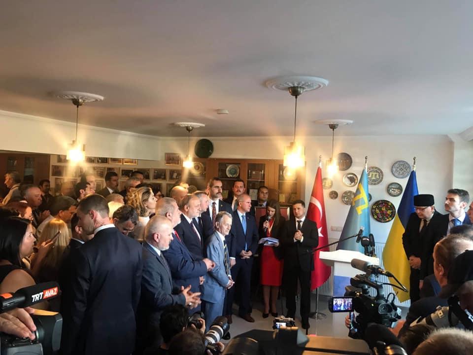 Зеленский в Турции: первый официальный визит (ФОТО, ВИДЕО). Новости Украины