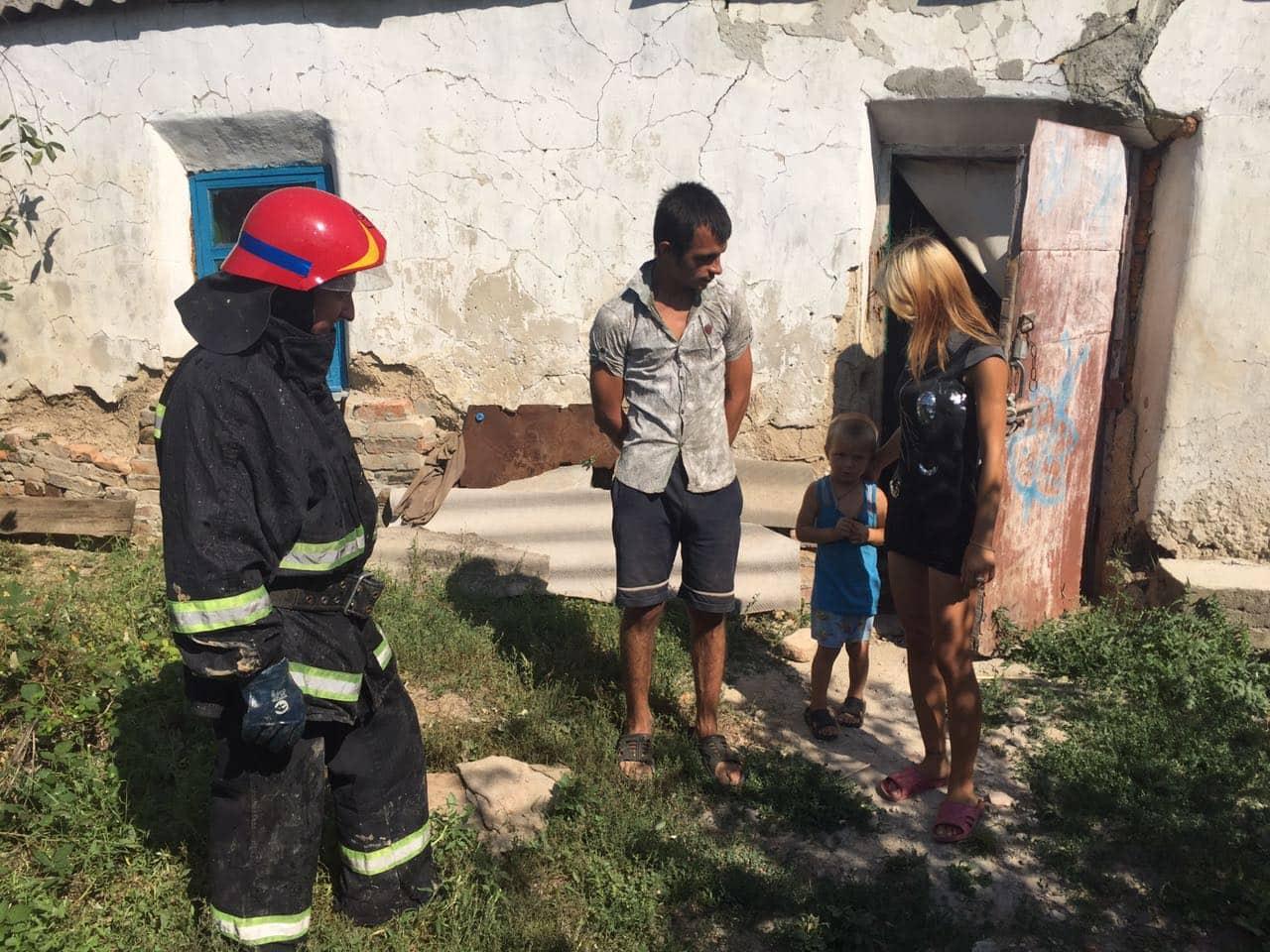 Детская шалость: игры детей привели к масштабному пожару. Новости Днепра