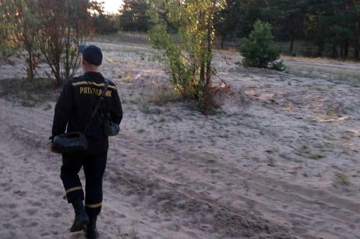 Пропавшего ребенка искали сразу 5 поисковых групп. Новости Днепра
