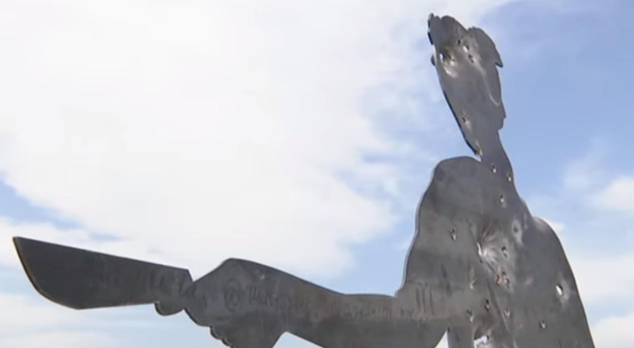 12 расстрелянных людей на улицах Днепра: жителям напомнили о войне. Новости Днепра
