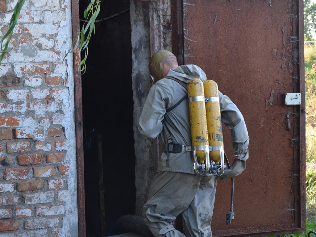 На Днепропетровщине мужчина утонул в фекалиях. Новости Днепра
