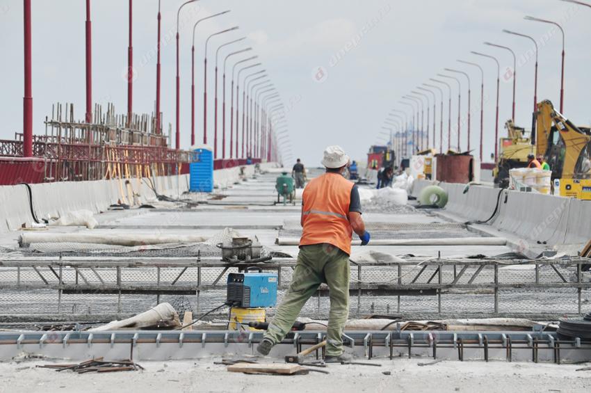 Перекрытие Нового моста: что делается. Новости Днепра