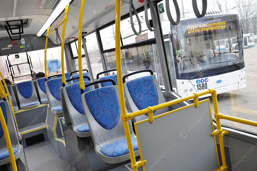 Днепровский троллейбус завершит свою работу раньше положенного срока. Новости Днепра