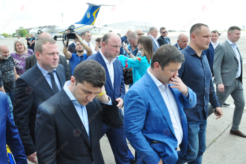 Зеленский подтвердил, что Богдан подал в отставку. Новости Украины