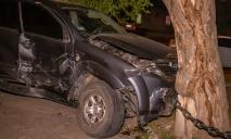 Тройное ДТП в Днепре: есть пострадавшие