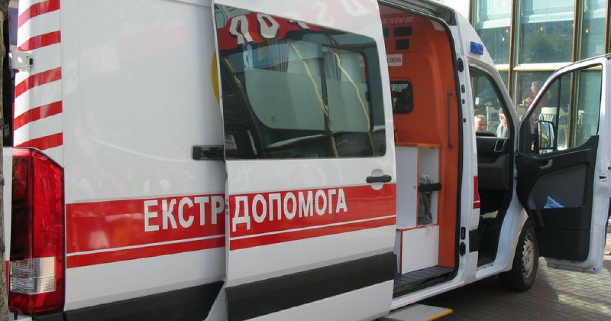 Километровая пробка: серьезное ДТП на Набережной Днепра. Новости Днепра