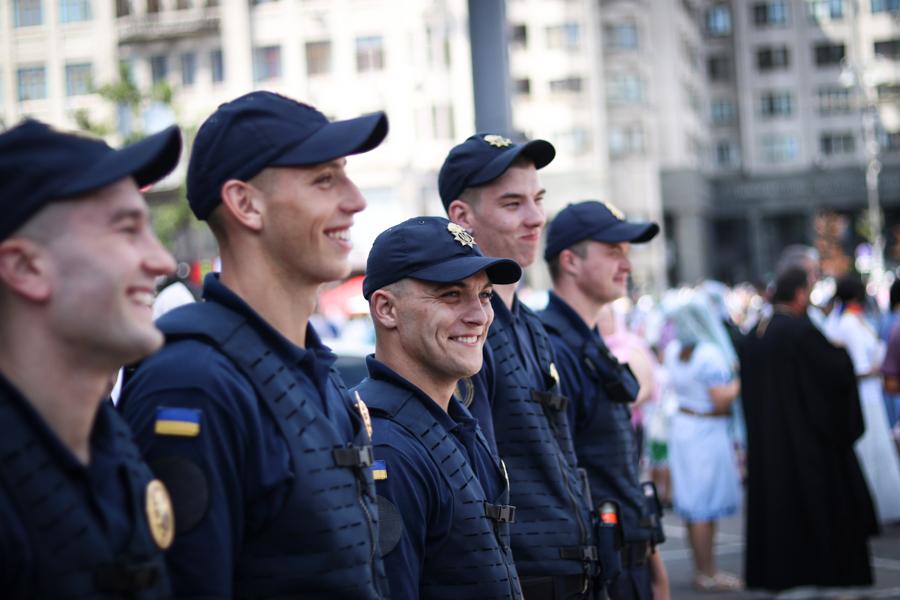 Нацгвардия получила права полицейских. Новости Днепра