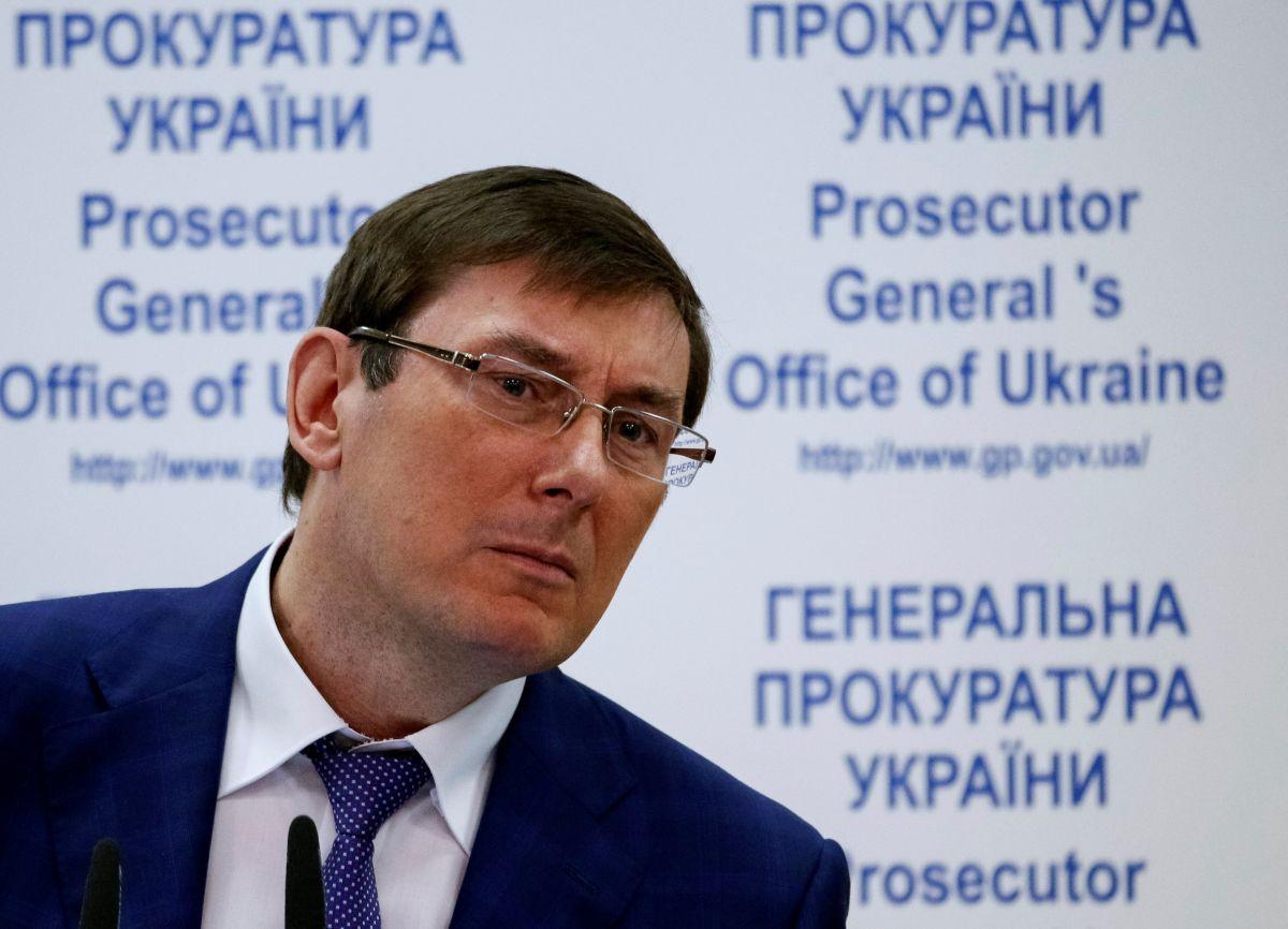 Новости Днепра про Луценко рассказал, когда подаст в отставку