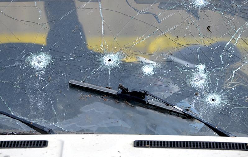 Обстреляли автомобиль с пассажирами. Новости Днепра