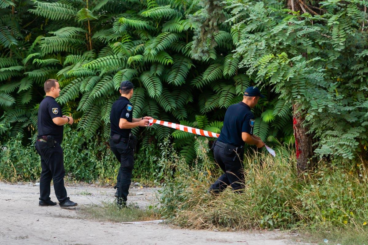 В Днепре нашли обезглавленное тело. Новости Днепра