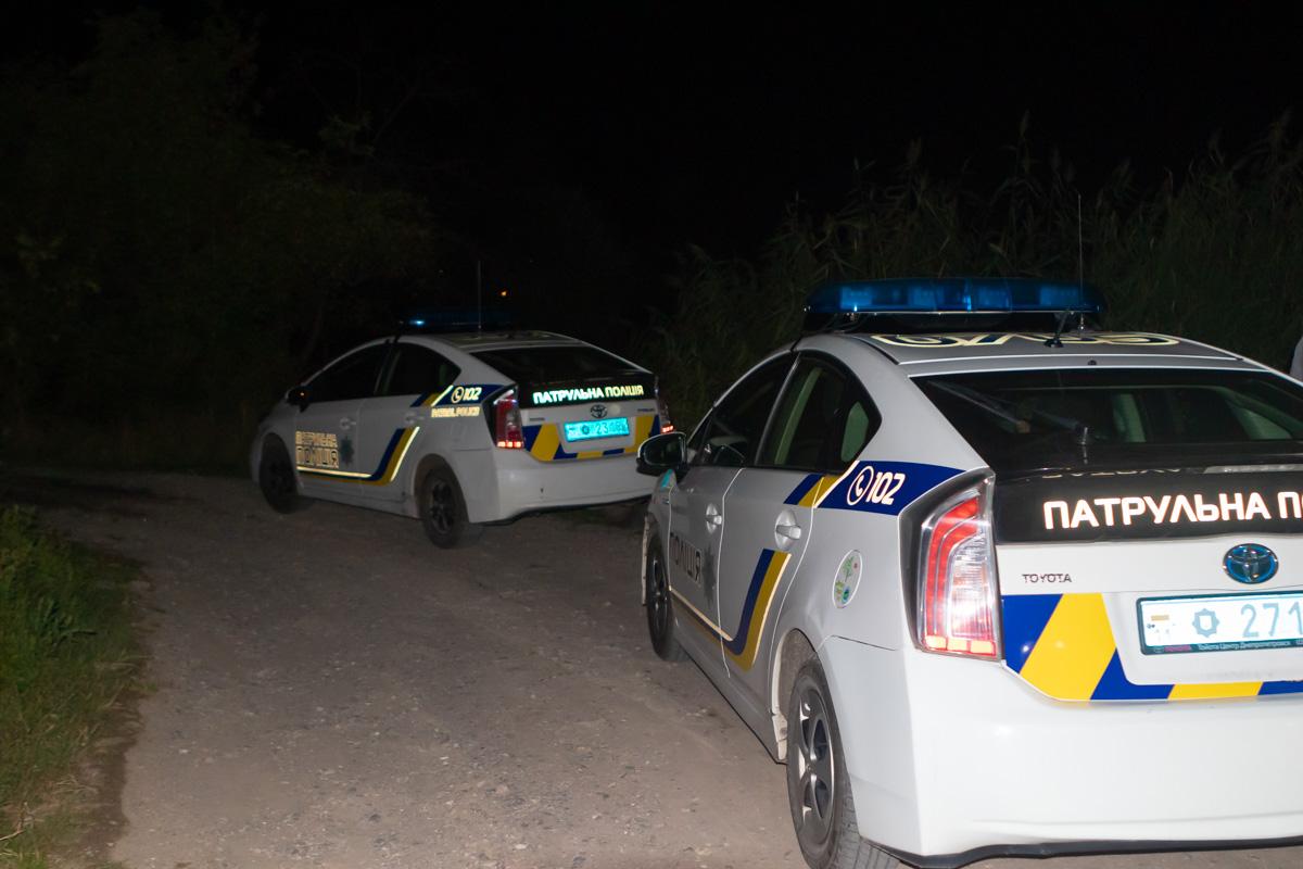 В Днепре найден убитый мужчина. Новости Днепра