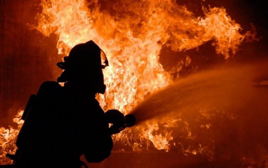Пожар в пятиэтажном доме: есть погибший. Новости Днепра