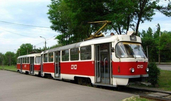 Сегодня популярные трамваи закончат свою работу раньше. Новости Днепра