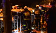 Смертельное ДТП в Днепре: погибшего водителя вырезали спасатели