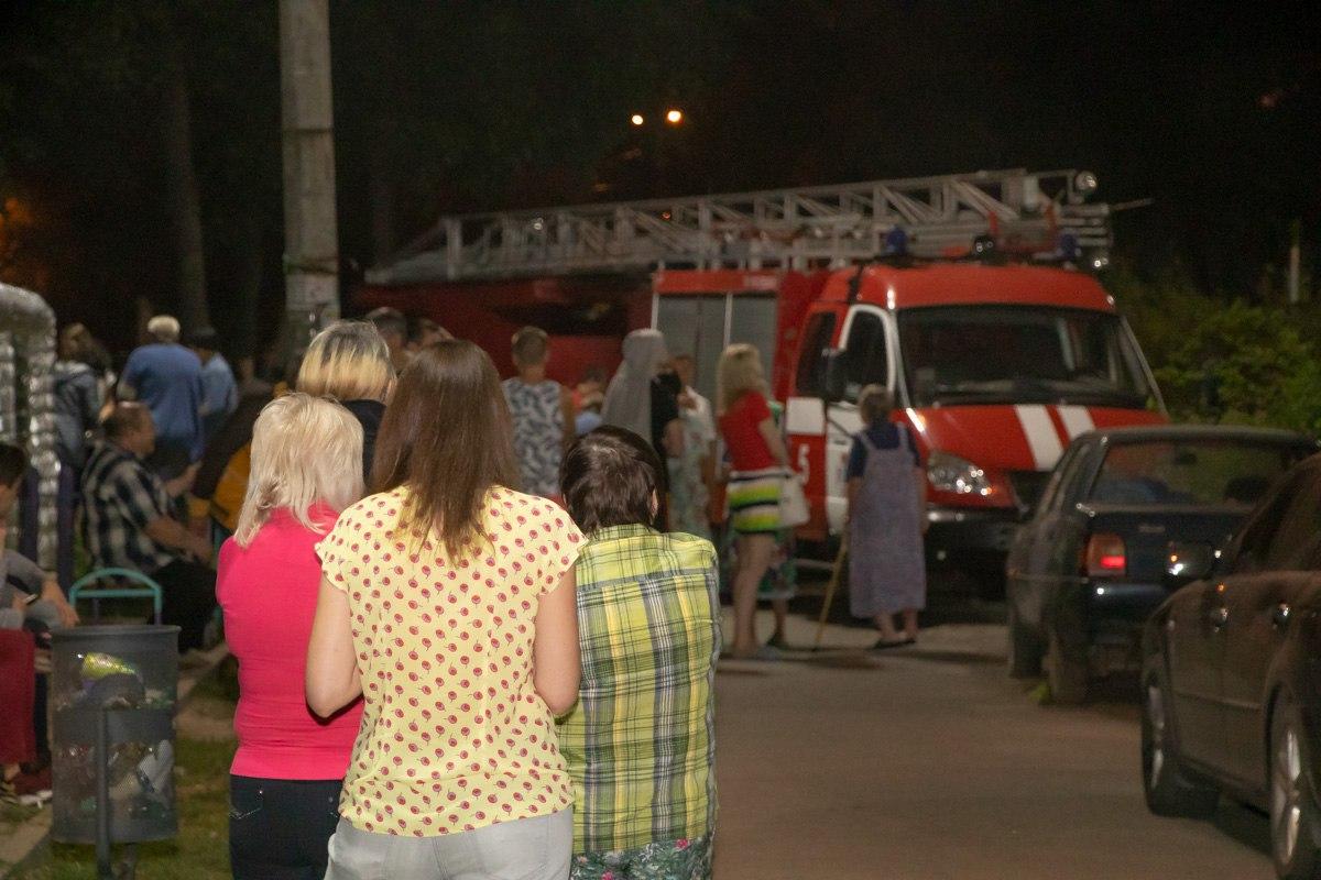 В Днепре на пожаре погибла женщина. Новости Днепра