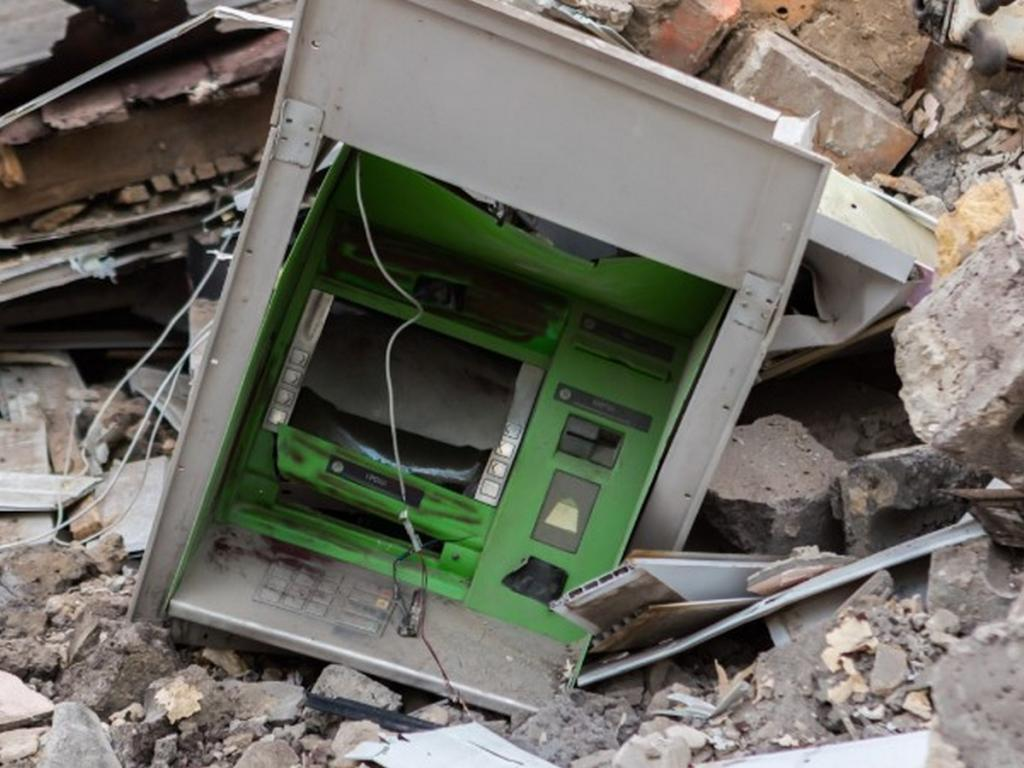 «Тротил, все дела»: в Днепре снова взрывают банкоматы. Новости Днепра