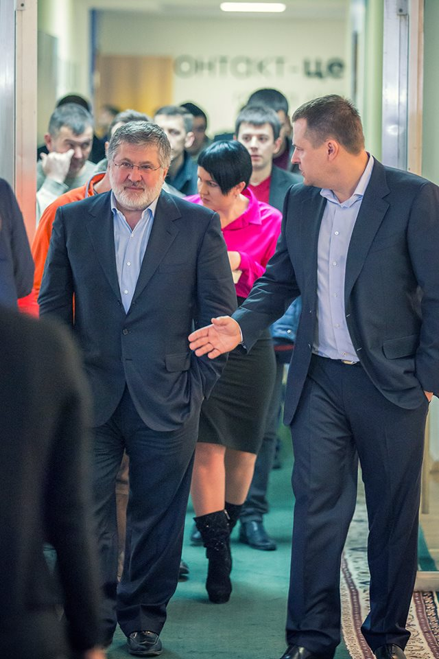 Новости Днепра про Чаты с Зеленским, мэрство Филатова и кандидаты в премьеры: главное из интервью Коломойского