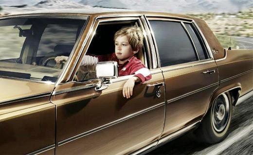 Недетские игры: 8-летний мальчик наехал на маленького ребенка. Новости Украины