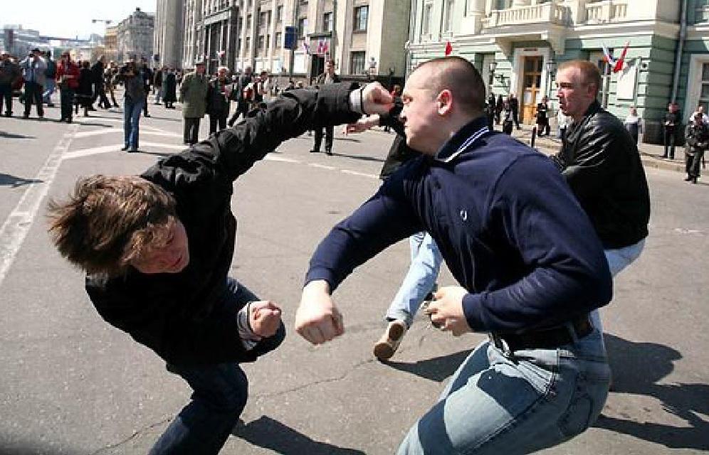 «Украл штаны за 40 гривень»: массовая драка в магазине «Секонд-Хенд». Новости Днепра