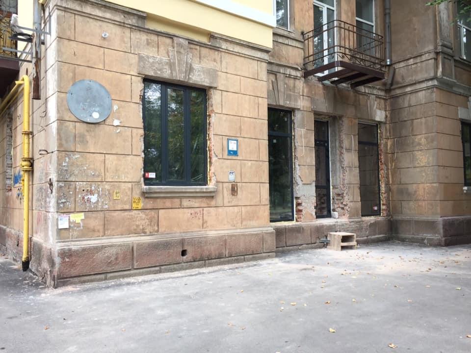 Архитектурный произвол: в центре Днепра уничтожают культурное наследие. Новости Днепра