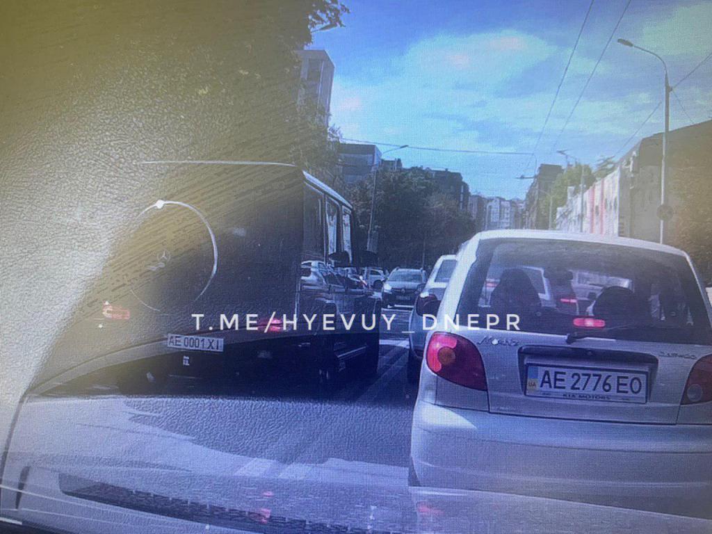 «Мне все по**й, я пижон!»: беспредел на дорогах Днепра. Новости Днепра