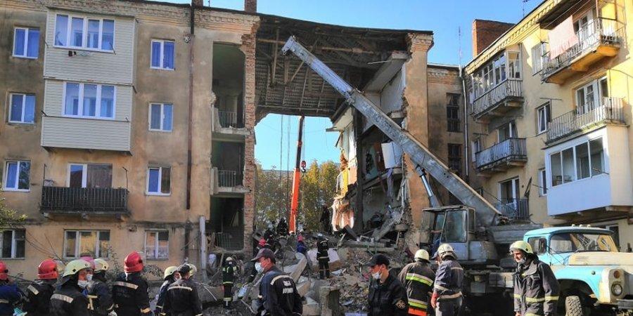 Число погибших резко увеличилось: новые подробности взрыва газа в Дрогобиче. Новости Украины