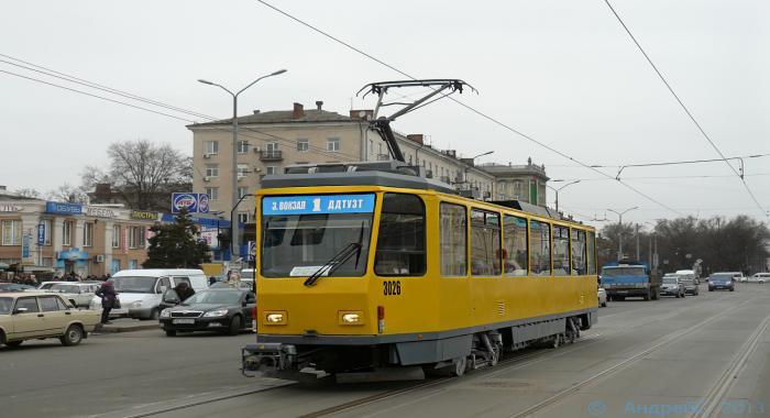 Завтра в Днепре трамваи будут ходить по новому графику. Новости Днепра