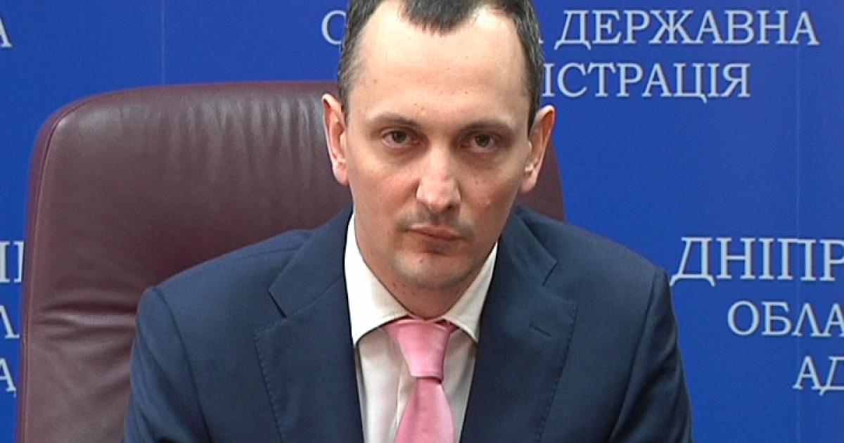 Юрий Голик: «Смотрящий» за Валентином Резниченко тянет одеяло на себя. Новости Днепра